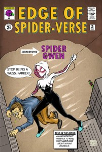 Edge of Spider-Verse #2 Plumdill Variant