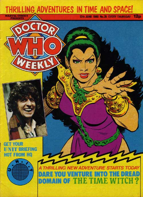 Doctor Who Weekly #35
