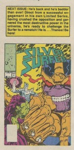 Silver Surfer #43 - Next issue