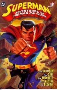 Superman Adventures of the Man of Steel