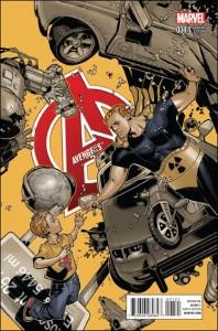 Avengers #34.1 Bachalo Variant