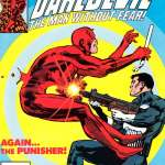 Punisher vs Daredevil