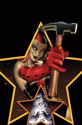 Harley Quinn #0 Director's Cut