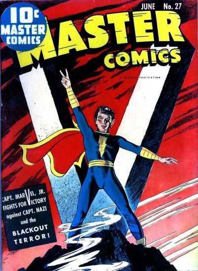 MASTER COMICS #27