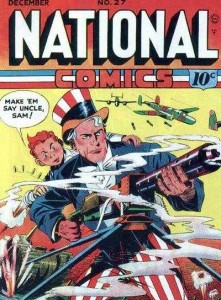 NATIONAL COMICS #27