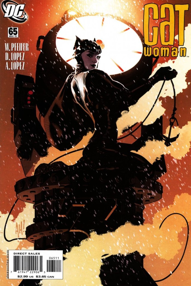 CATWOMAN #65