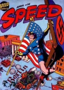 SPEED COMICS #26