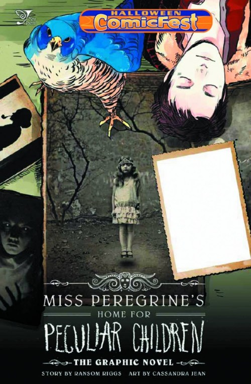 Miss Peregrine's Home For Peculiar Children Halloween ComicFest