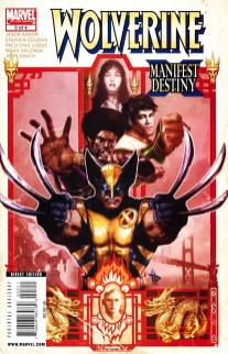 Wolverine: Manifest Destiny #3