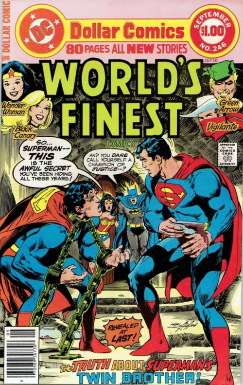 World's Finest Comics #246
