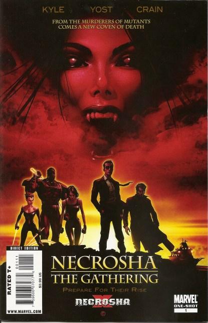 X-Necrosha: The Gathering
