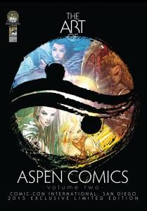 The Art of Aspen Comics Vol.2