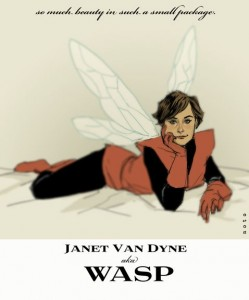 The Wasp by Phil Noto