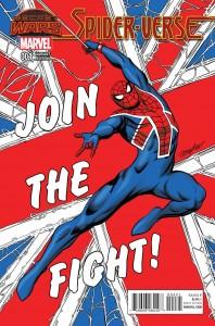 Spider-Verse Vol 2 #4 Incentive Variant