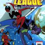 Justice League Unlimited #41 – March 2008