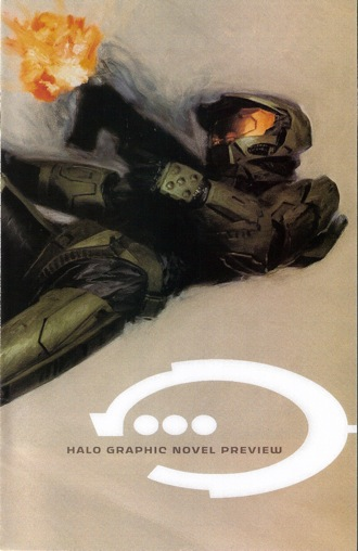 Halo Graphic Novel Preview