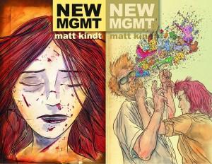 New MGMT #1 (Cvr A Matt Kindt Cvr B: Geof Darrow)