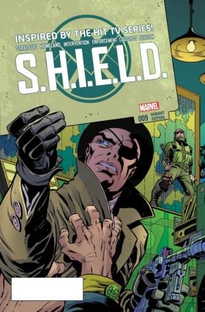 S.H.I.E.L.D. #9 (Jack Kirby & Jim Steranko Variant)