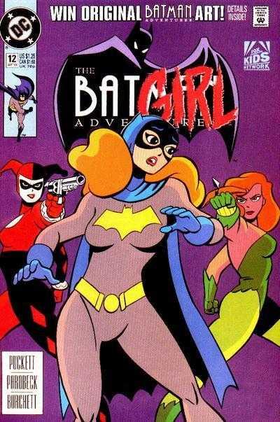 BATMAN ADVENTURES #12