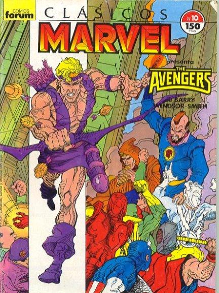 Clasicos Marvel #10
