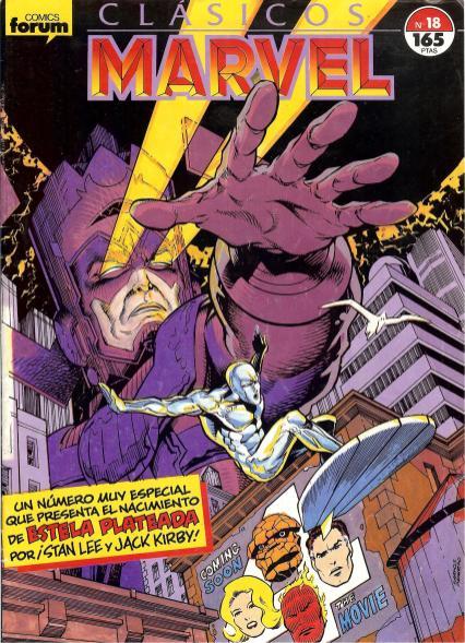 Clasicos Marvel #18