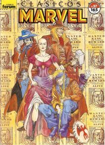 Clasicos Marvel #27