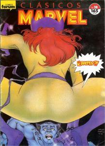 Clasicos Marvel #28