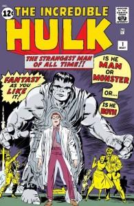 THE INCREDIBLE HULK #1