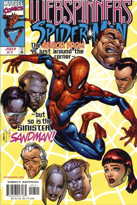Webspinners - Tales of Spider-Man 07 - 00 - FC
