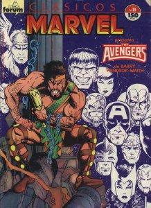 Clasicos Marvel #11