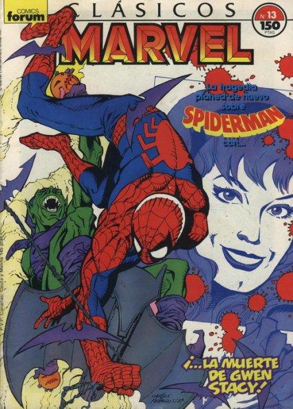 Clasicos Marvel #13