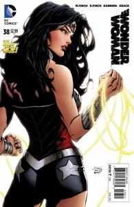 Wonder Woman #38 Variant