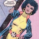 Misty Knight Where Are Thee?