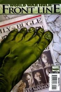 World War Hulk Frontline #1