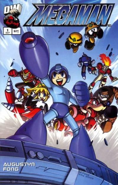 Megaman #1