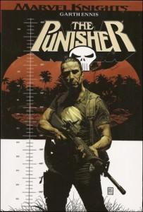 Marvel Knights Punisher Omnibus by Garth Ennis
