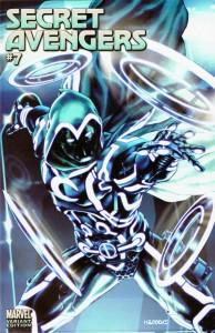 Secret Avengers #7 Tron Variant