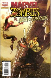 Marvel Zombies vs Army of Darkness #3