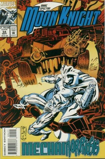 Marc Spector: Moon Knight #54