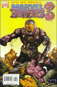 Marvel Zombies 3 #1 Arthur Suydam Cover