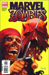 Marvel Zombies #3 2nd Printing