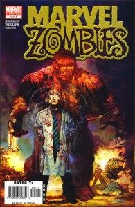 Marvel Zombies #1 4th Printing