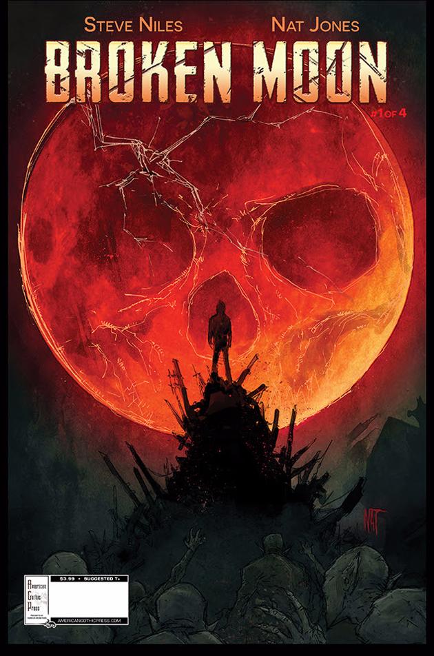 Broken Moon #1