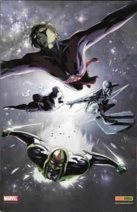 Marvel Universe #19 Boschi Variant