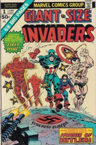 Giant-Sized Invaders #1