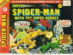 Super Spider-Man with the Super-Heroes #181