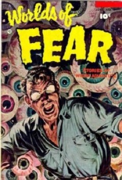 WORLDS OF FEAR #10