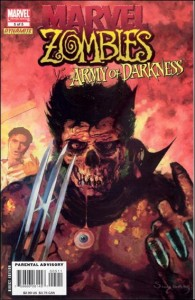 Marvel Zombies vs Army of Darkness #5