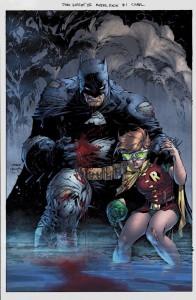 Batman: Dark Knight III: The Master Race #1