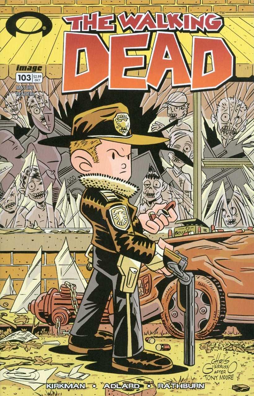 The Walking Dead Comic Online Deutsch